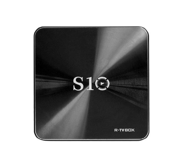 R-TV BOX S10 Amlogic S912