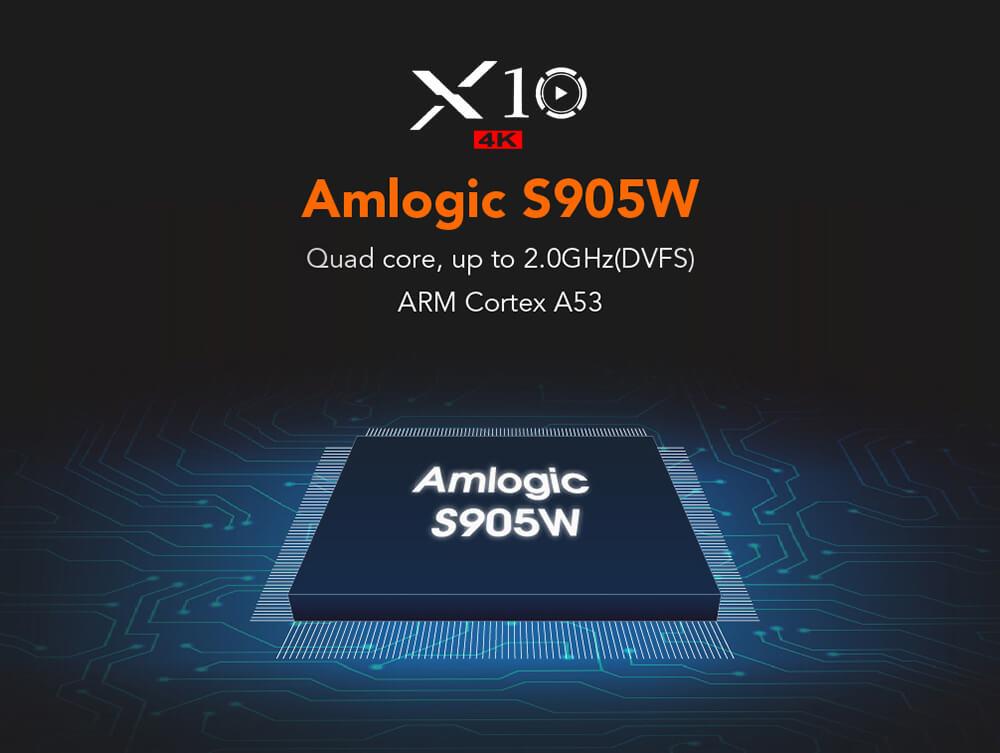 R-TV BOX X10-S905W