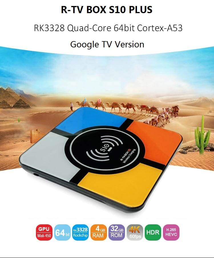 S10 Plus-RK3328-4G32g