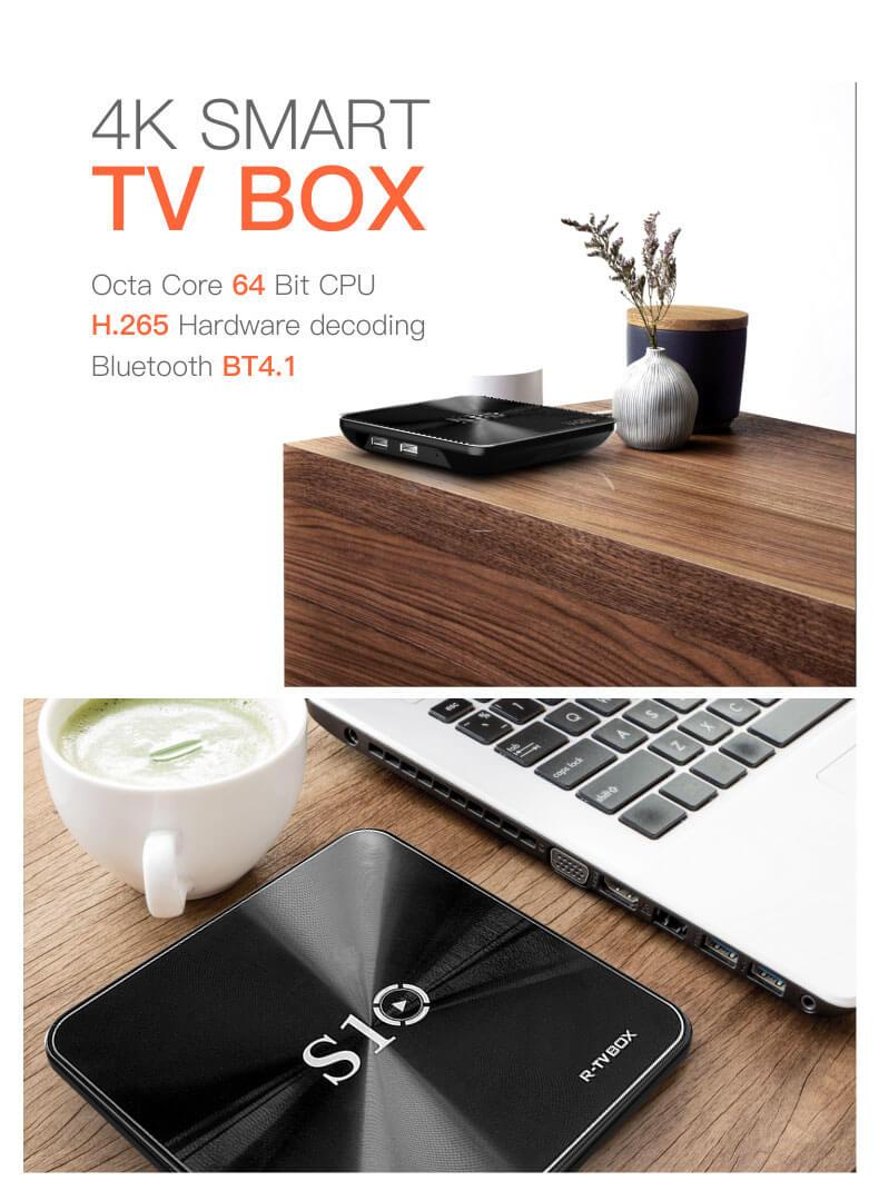 R-TV BOX S10-S912