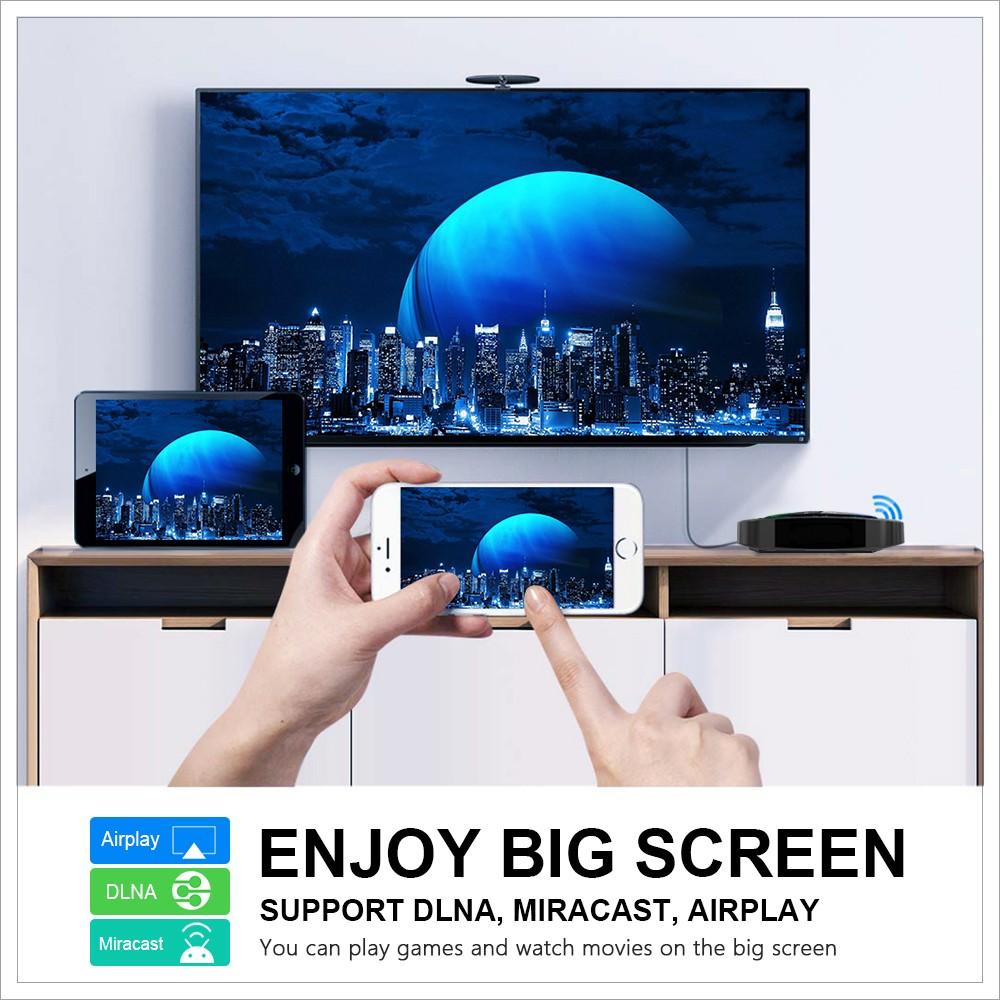 New Cheaper TV BOX Android 10.0os BT4.0 R-TV BOX x10 mini