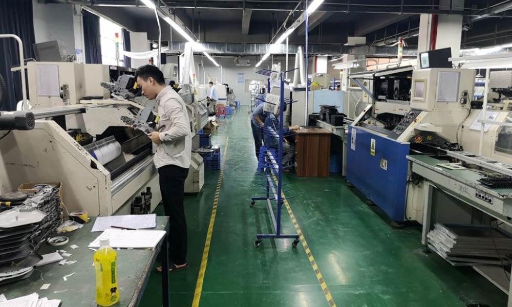 Kingnovel Technology Factory