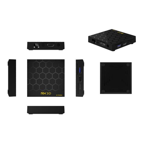 R-TV BOX RK10 Rockchip RK3328